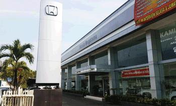 Dealer Honda Jakarta Timur