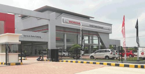 Dealer Mobil Honda Pradana