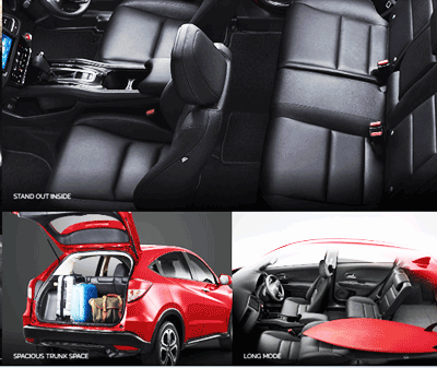 HRV Crossover Terlaris Honda