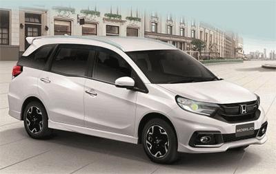 Harga Kredit Mobilio Bogor 2019