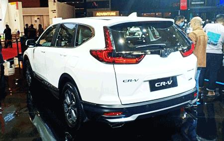Promo Honda CRV Semarang