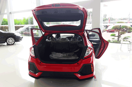 Promo Kredit Civic Turbo Hatchback 2019