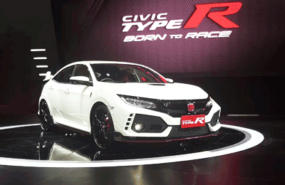 Promo Kredit Honda Civic Type R